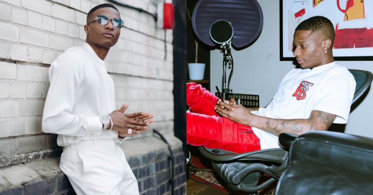 """Fvck!ng d!ckheads! Give us 24hr electricity first"" Wizkid blasts Nigerian Govt over Anti-Generator Bill"