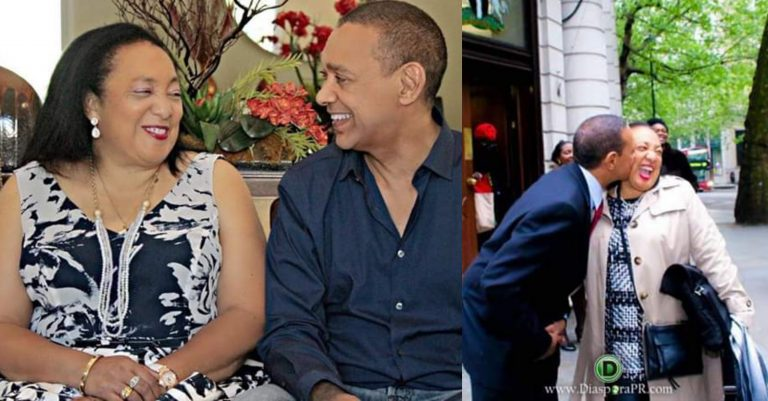 Senator Ben Bruce Loses His Lovely Wife, Evelyn Bruce To Cancer After 41 Years Of Marriage