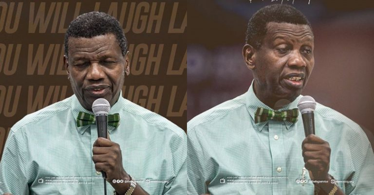 """""""God wants to use this Coronavirus to show the world that He is the Almighty"""" – Pastor E.A Adeboye"""