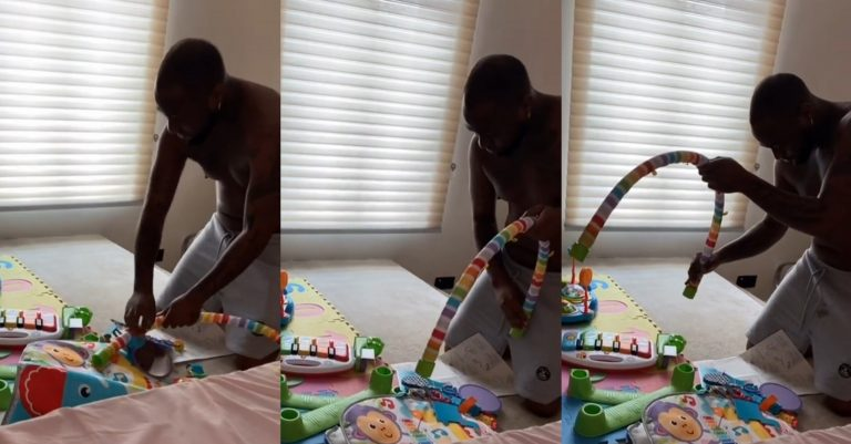 """Isolation has turned me into a bricklayer"" – singer, Davido cries out (Video)"
