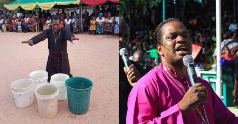 """Refer anyone with Coronavirus to me for free treatment"" – Bishop, Sam Zuga"