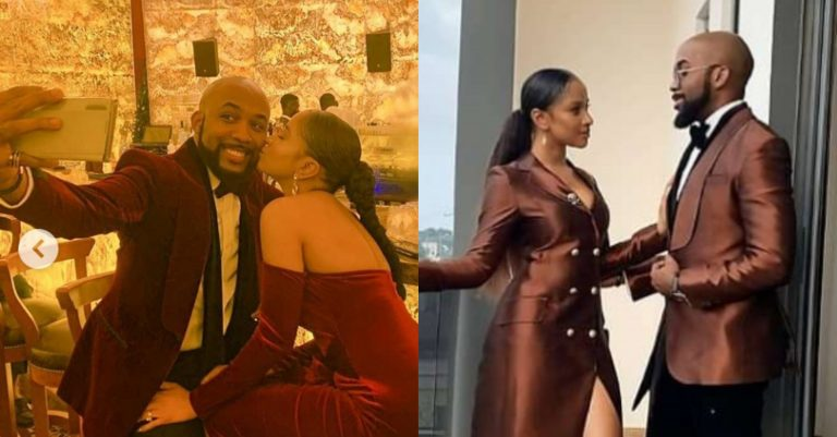 Adesua Etomi professes undying love for her husband, Banky W on his 39th birthday