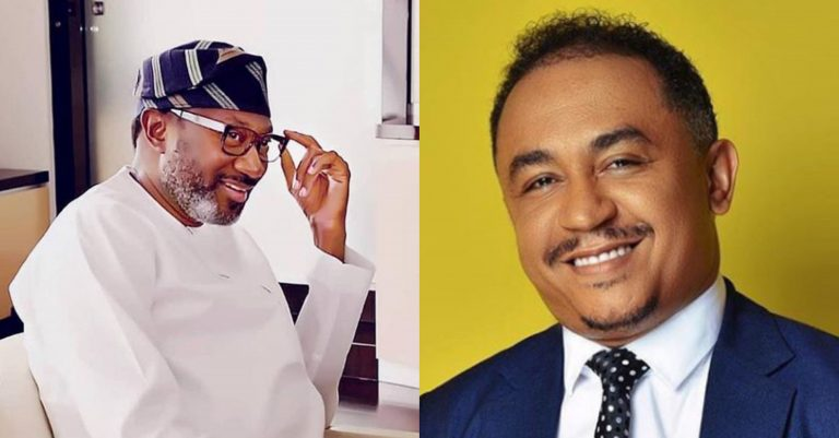 "Covid-19: ""This is what Christ told us to do"" – Daddy Freeze reacts to Otedola's donation of ₦1B"