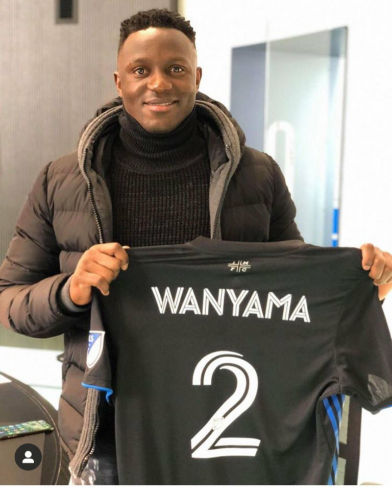 Wanyama signs for Montreal