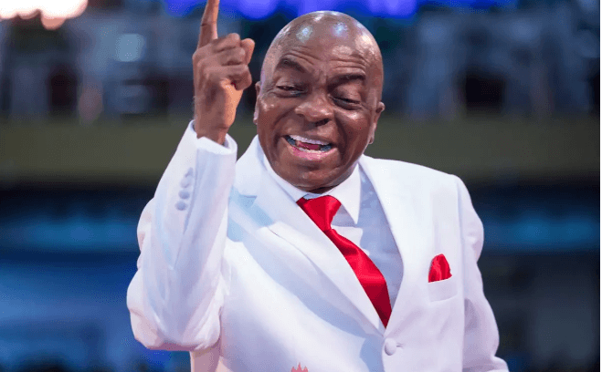 Bishop Oyedepo Indefinitely Suspends Church Services Over Coronavirus Pandemic