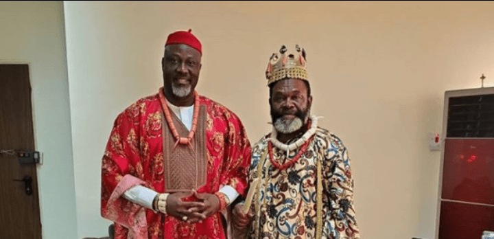 Nigerians React As Former Senator, Dino Melaye Lands His First Movie Role In Nollywood