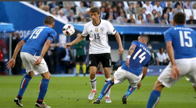 International friendly: Germany v Italy cancelled
