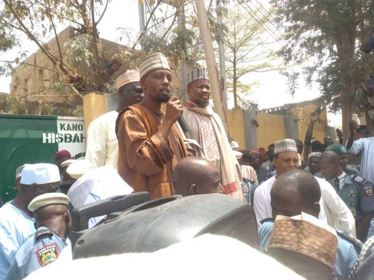 "Heavy Protest Rocks Kano State Over ""Blasphemy Against Prophet Muhammad"""