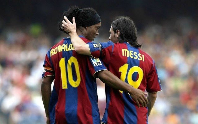 Barcelona Captain Lionel Messi hiring lawyers and ready to pay €4million to get Ronaldinho out of prison
