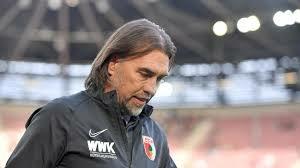 German Bundesliga: Augsburg sacks Schmidt after dismal run