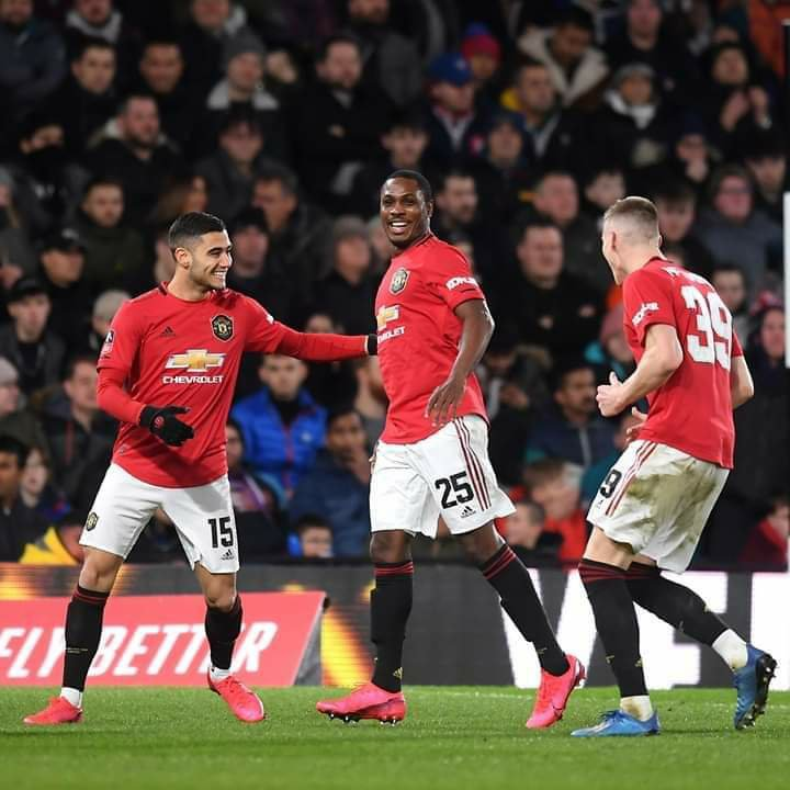 FA Cup: Ighalo's brace buried Rooney's hope as Man Utd punish Derby County