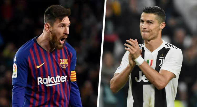 Messi overtakes Ronaldo as Europe's all time record goalscorer with 438 goals in top five Leagues