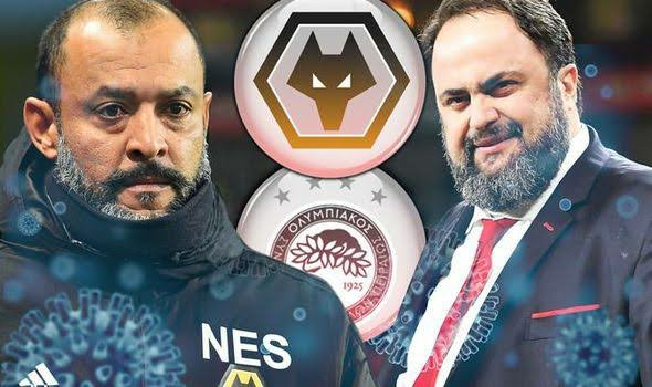 UEFA rejects Wolves appeal to postponed Olympiakos match