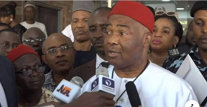 Imo Supreme Court Review: Arguments By Ihedioha And Uzodinma's Lawyers In Court