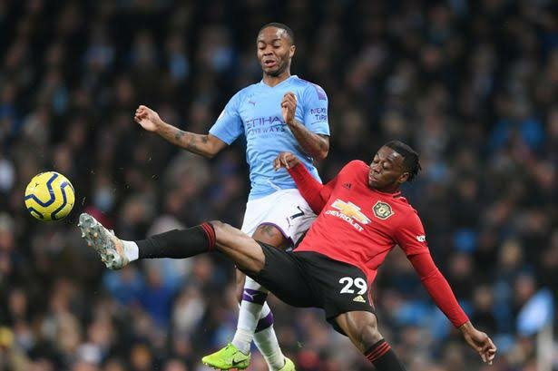 Wan-Bissaka, Fred tested for drugs after Man Utd clash with Man City