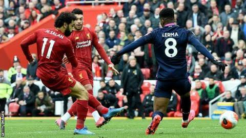 Liverpool recover from back to back defeat to beat Bournemouth in matchday 29 of 38