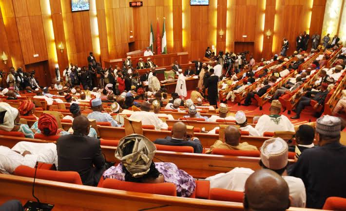 BREAKING!!! Governor, Senators, Top Govt. Officials Held Hostage, Others On The Run