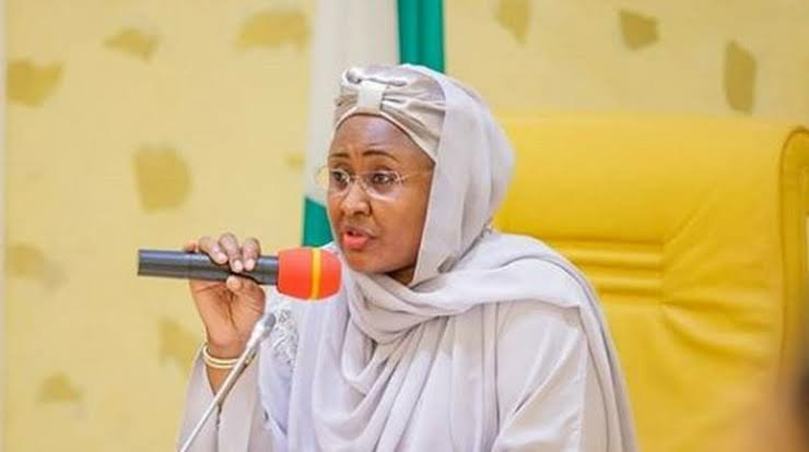 Covid-19: Buhari's daughter in self isolation as First Lady shutdown office