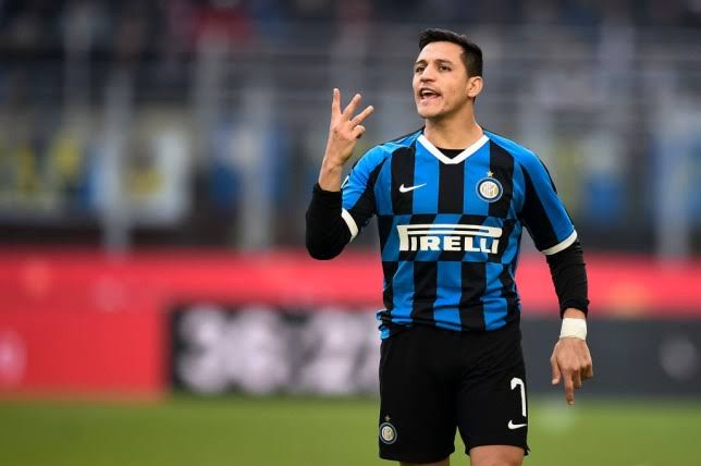 Alexis Sanchez's massive wages could prove to be a major stumbling block in his bid to permanently sign for Inter Milan