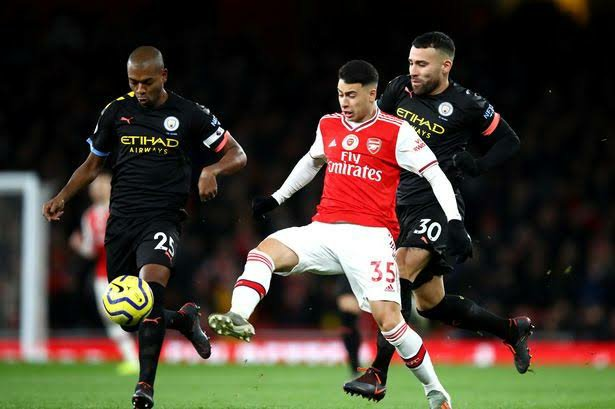 Coronavirus: Man City v Arsenal called off as virus hits Premier League