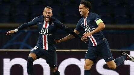 Neymar set PSG on their way to Champions League quarters