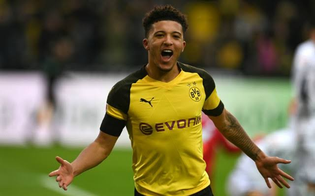 Possible Manchester United line up with Jadon Sancho and Jack Grealish already in their top transfer list this Summer