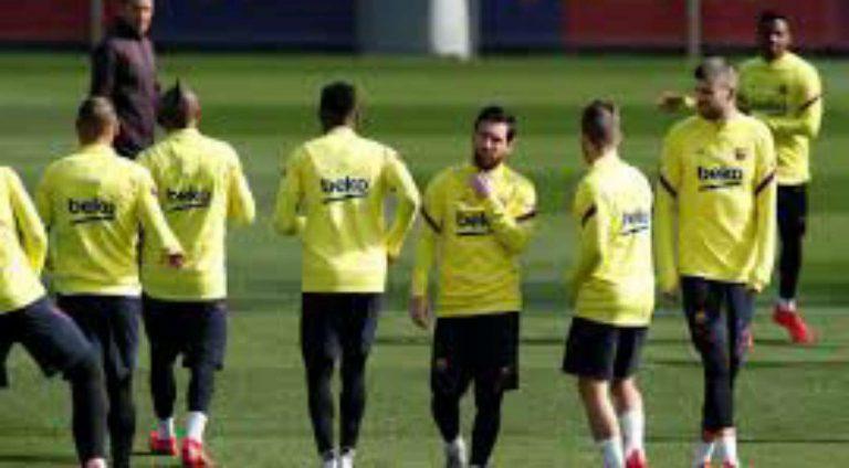 Coronavirus: Barcelona stars including Lionel Messi quarantined as virus hits LaLiga