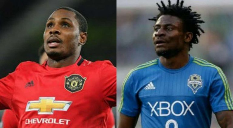 Ighalo set for Man United permanent deal as Martins prepares to join Shanghai
