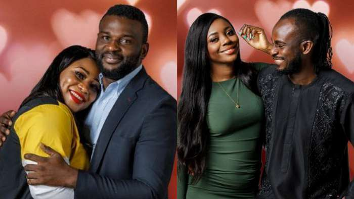 Ultimate Love: PreshDavid and ObiEbi have been checked out