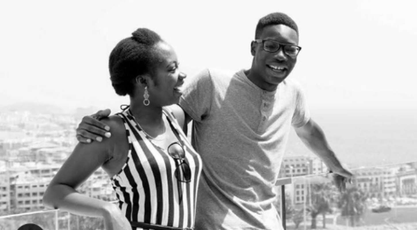 BBNaija's Khafi celebrates her younger brother, Alex as he adds another year