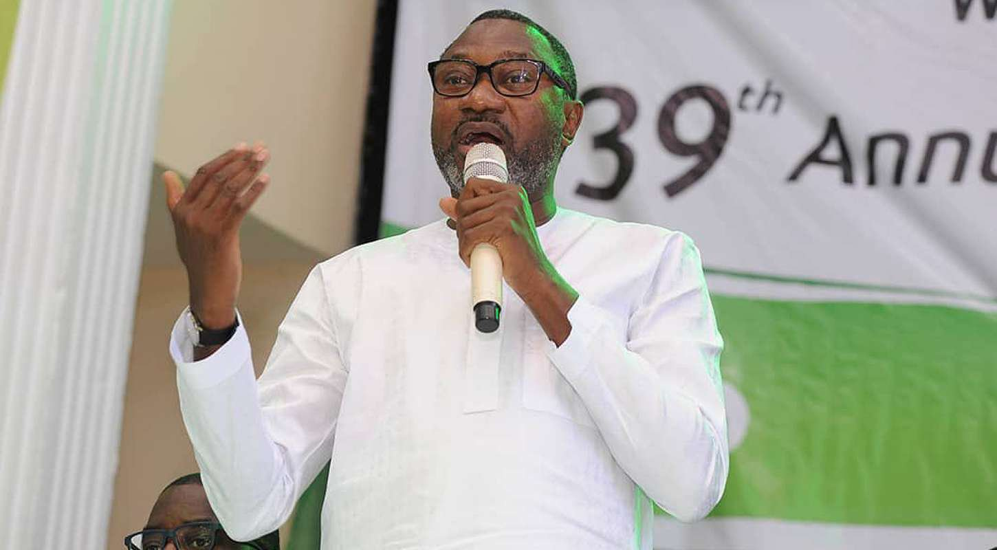 Coronavirus: Nigerian businessman, Femi Otedola contributes N1 billion