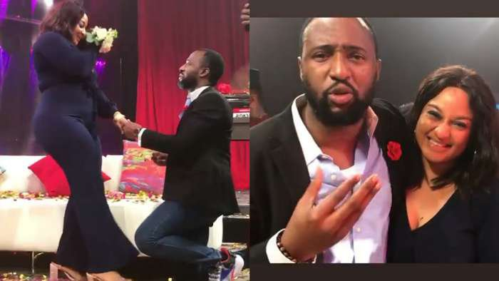 Ultimate Love: Kachi proposes to Rosie