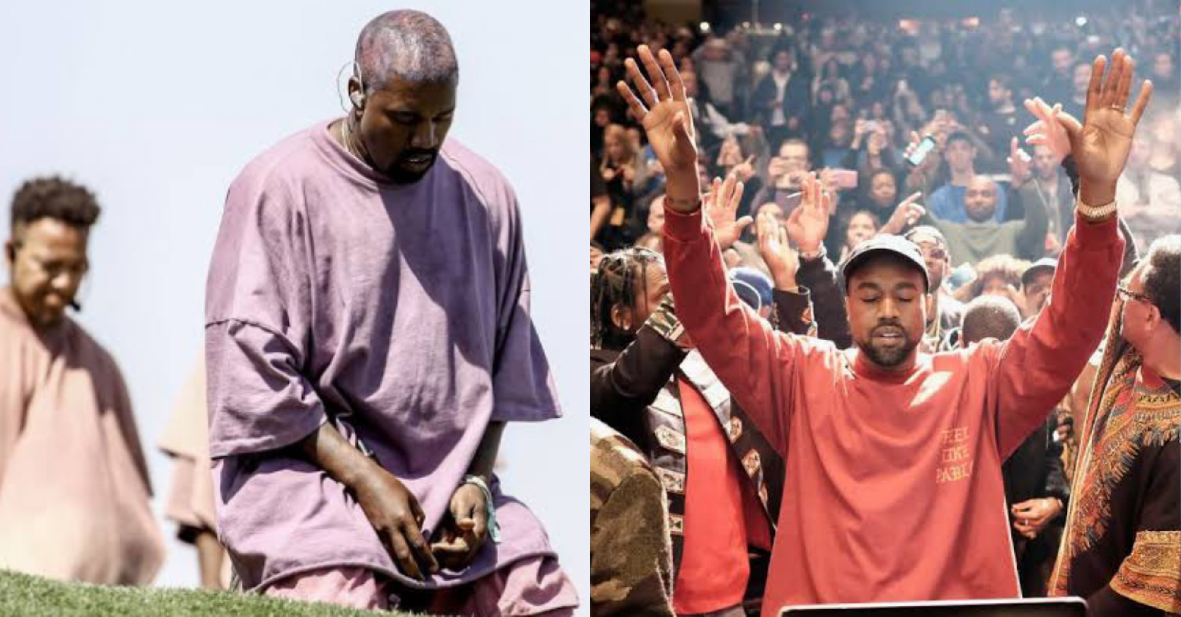 I am The Greatest Artist God Ever Created – Kanye West