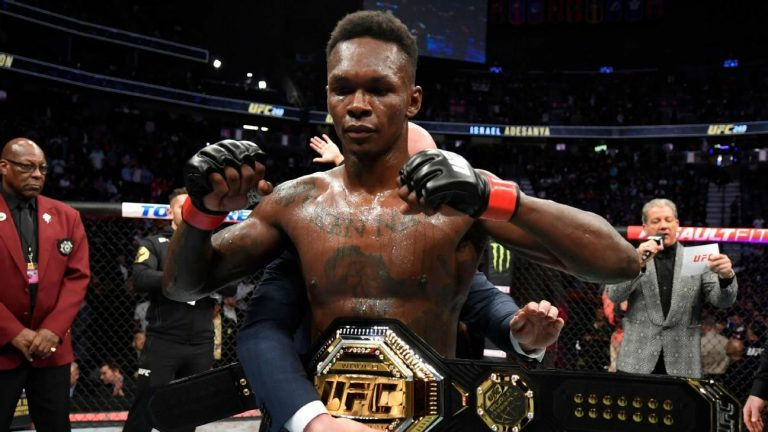 UFC 248: Israel Adesanya defeats Yoel Romero to retain UFC Middleweight title
