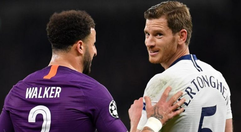 Vertonghen's family robbed at knife point