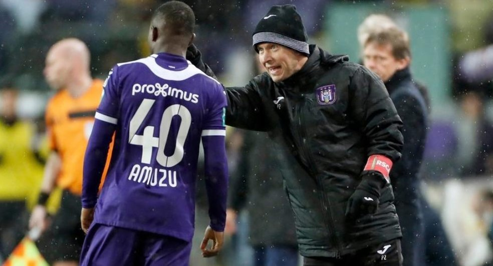 Covid-19: Anderlecht fires coach to save money
