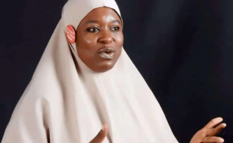 "COVID-19: ""Prepare your broadcast in Hausa, we'll translate"" – Aisha mocks Buhari"