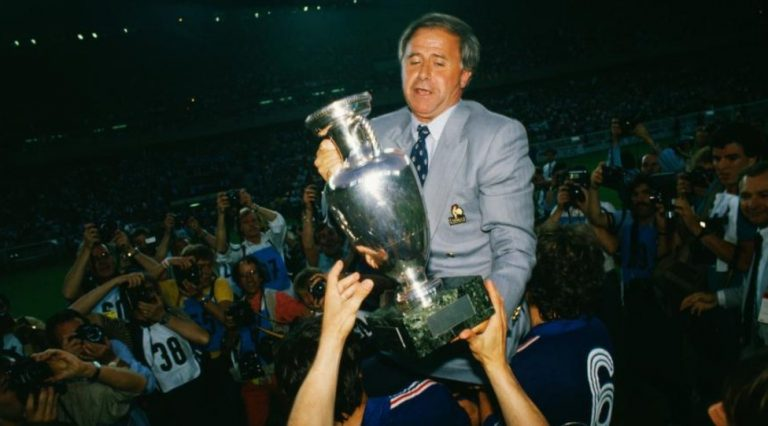France's Euro 84-winning coach Michel Hidalgo dies aged 87