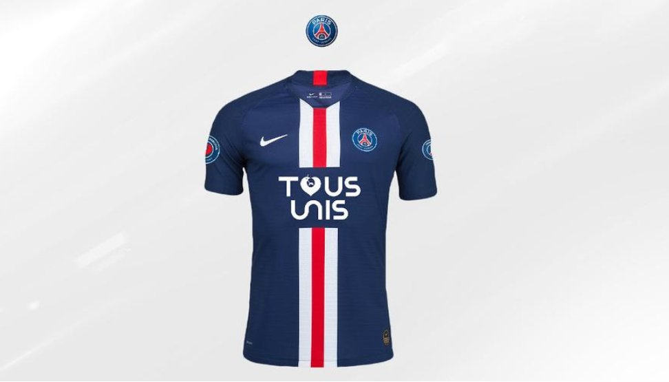 Covid-19: PSG sell out special jerseys, raise over 200,000 euros for hospitals