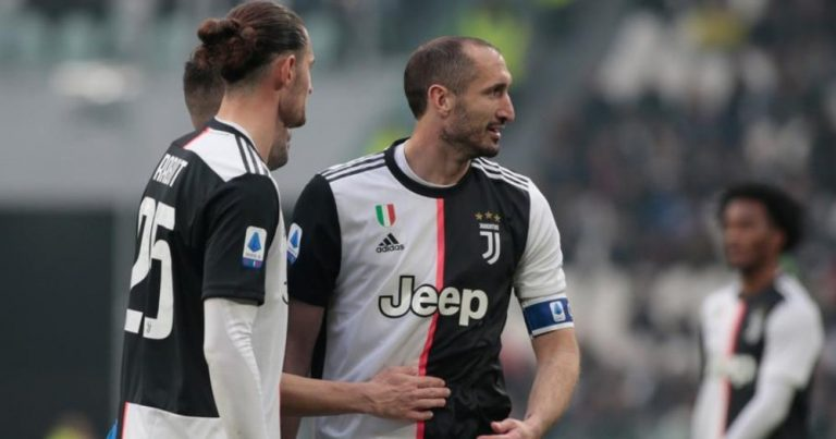 Covid-19: Juventus players agree to take pay reduction