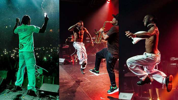 """Two days after Burna Boy dropped new song, """"Odogwu"""", he shuts down 'African Giant Returns Tour' in Marseille"""