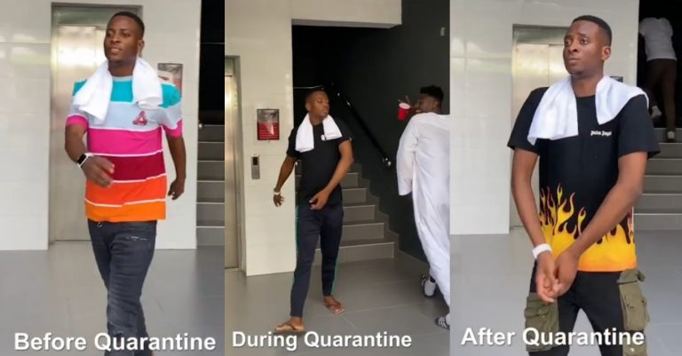 Comedian, Sydney Talker exposes what Nigerian men are doing this Covid-19 period