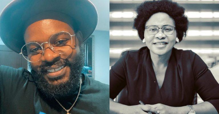 Nigerian rapper, Falz celebrates his mom, Funmi Falana as she clocks 60