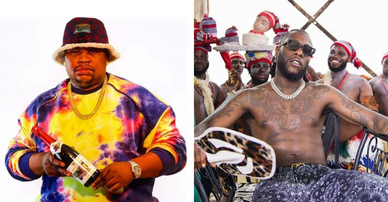 """Your glory is too big for you alone"" – Cubana Chief Priest slams Burna Boy for threatening Ceeza Milli"