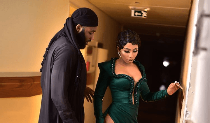 BBNaija's Mercy Eke congratulates her designer, Swanky Jerry, as he makes it to Forbes 30 under 30 list