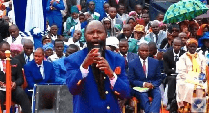 The World Didn't End On April 12 Because I Begged God To Postpone It – Kenyan Prophet