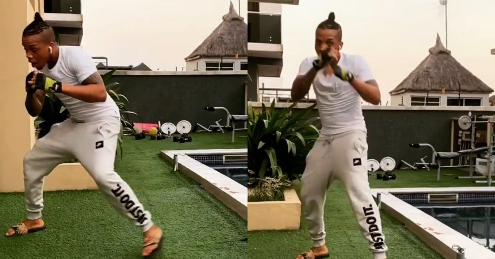 Singer, Tekno Miles challenges Anthony Joshua, Wil Mayweather to a fight