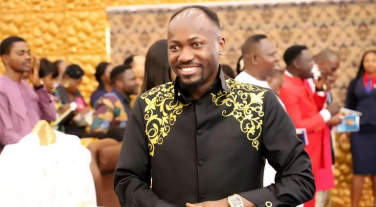 """Giving is for the needy not the greedy. Give to the poor not to Govt"" – Apostle Suleman"