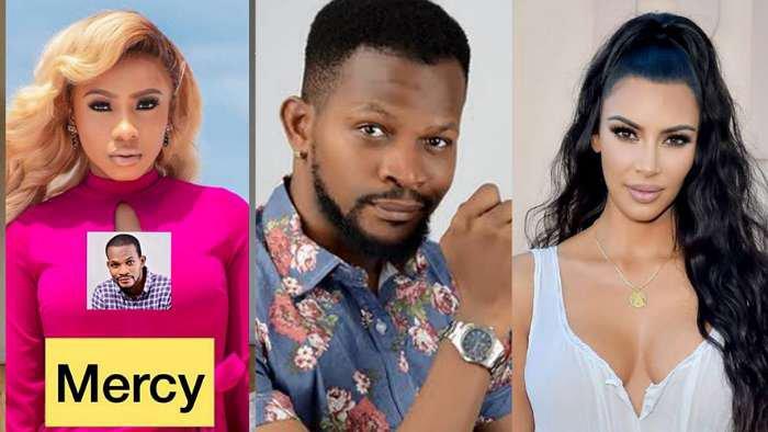 """Mercy will be first BBNaija star to own TV station, she's Kim Kardashian of Naija"" – Uche Maduagwu"