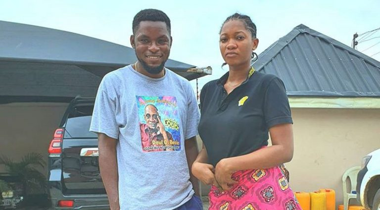 Comedian, Mark Angel's mom brings him girl from village to marry, he reacts